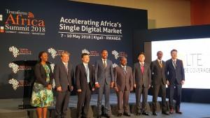 KT가 아프리카 최초로 르완다에 LTE 전국망 구축을 완료했다