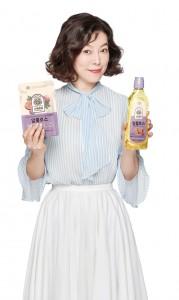 CJ제일제당 건강한 단맛 백설 스위트리 캠페인 모델 최화정