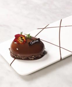 길리안X스타라운지 케이크