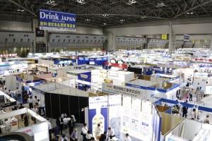 2017년 Drink JAPAN 전시장