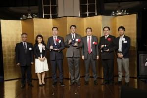 2017년 JAPAN Best Incentive Travel Awards 시상식