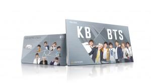 KB X BTS 컬래버 금융상품