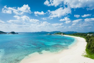 오키나와 해변