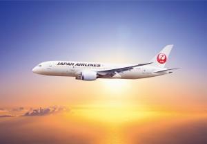 일본항공 보잉 787-8 항공기