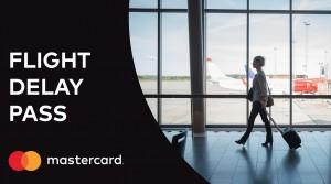 마스터카드가 항공편 출발 지연 시 전세계 1000개 공항 라운지를 무료로 이용할 수 있는 혜택을 제공한다