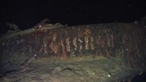 함미의 돈스코이 선명, 캐나다 유인잠수정 딥워커(Deepworker)가 촬영