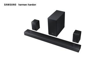 삼성전자가 하만 카돈과 함께 만든 사운드바 'HW-N950'를 출시한다