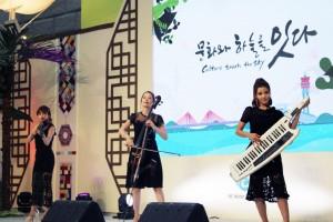 전자현악 그룹 카린