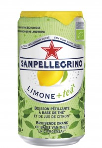 산펠레그리노 유기농 스파클링 레몬 티
