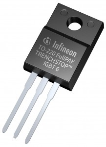 인피니언 TO-220-FullPACK-TRENCHSTOP-IGBT-6