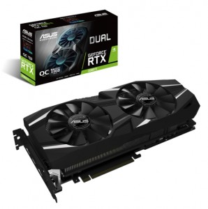 에이수스 ROG Dual GeForce RTX 2080 Ti & 2080 시리즈