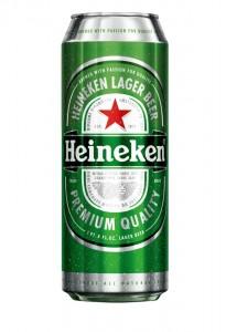 하이네켄이 출시한 슈퍼캔 710mL 사이즈의 대용량 맥주