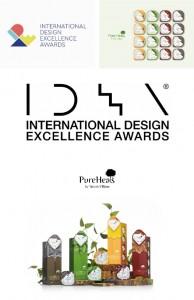 아미코스메틱, 세계 3대 디자인 어워드 2018 IDEA 수상