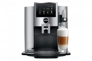 전자동 커피머신, 유라 S8