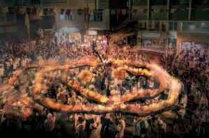 타이항 파이어드래곤 댄스 축제가 9월 23일~25일 열릴 예정이다