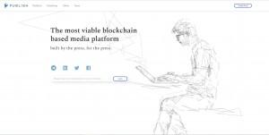 퍼블리시 공식 홈페이지