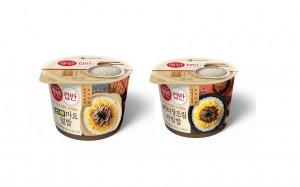 CJ제일제당 햇반컵반 신제품 2종