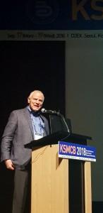 미국 시스템생물학 연구소 창설자 Leory E. Hood 박사의 기조강연