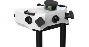 M6는 벨로다인 라이더의 VLP-16 센서를 활용, 서라운드 환경의 3D 뱁을 생성한다