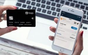 알파빗과 FBG로부터 투자 유치를 한 TAP의 카드 및 애플리케이션
