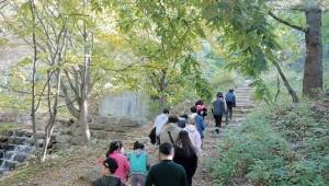 학교밖청소년 숲체험캠프 숲길트레킹