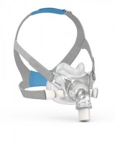 AirFit F30 전면 CPAP 마스크 측면 사진