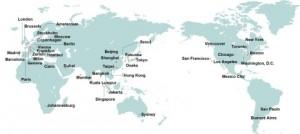 2018 글로벌 파워 도시 지수