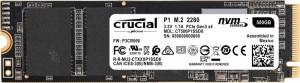 대원이 출시한 NVMe PCIe SSD 제품 마이크론 Crucial P1 M.2 228