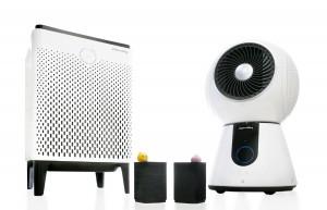 코웨이가 카카오홈 연동 공기청정기 서비스를 시작한다