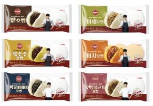 롯데제과, 기린 호빵 신제품 출시