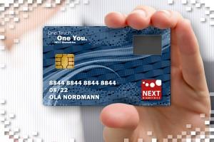 인피니언 테크놀로지스와 NEXT Biometrics가 개발한 생체인식 결제 카드 레퍼런스 디자인