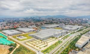 New ABB Xiamen Hub in the city's Torch Hi-Tech Industrial Park