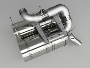 Eminox의 배기가스 후처리 시스템은 China IV, China VI 규정을 준수한다