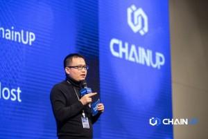 ZHONG GENGFA ChainUP 창시자 겸 CEO