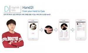 다이코스랩의 Hand2I 서비스