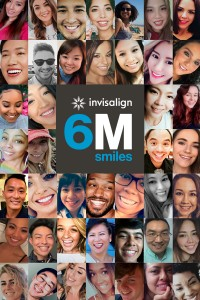 얼라인테크놀로지 글로벌 6Million 스마일 캠페인 진행