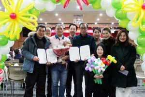 자원봉사자의 날 표창을 수상한 금천구시설관리공단