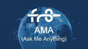 Fr8 network 카카오톡으로 AMA 이벤트 진행