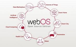webOS 개념도