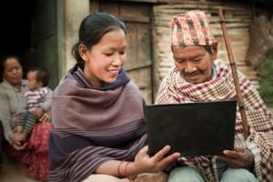 아이데미아가 네팔에 첫 스마트 국민신분증을 선보였다
