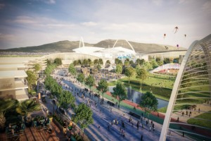 포세이돈이 아테네 얼라이브 콘소시엄과 제휴를 맺고 개발로 인한 기후 영향에 대한 영향의 균형 맞춰