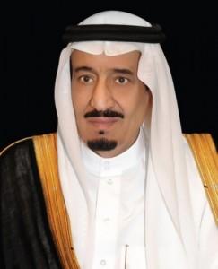 성스러운 모스크 2개의 수호자 살만 빈 압둘아지즈 사우디 국왕