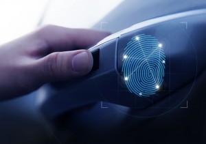 현대자동차는 지문을 이용해 자동차의 문을 열고 시동도 걸 수 있는 스마트 지문인증 출입·시동 시스템을 개발했다