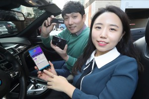 KT는 차량용 블랙박스 개발사 엠브레인과 협력해 NB IoT 기반 서비스인 딥플라이를 공동 개발해 선보인다