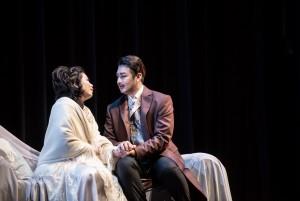 대구오페라하우스 오펀스튜디오 소속 베이스 장경욱(오른쪽)