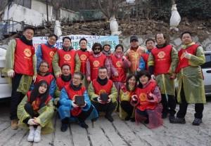 국제라이온스협회 354-A지구(정무회) 역대 회장단 일동