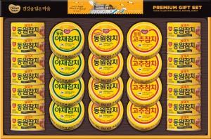 동원F&B의 참치단독세트 진호