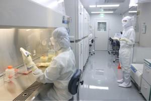이엔셀의 줄기세포치료제 GMP 시설