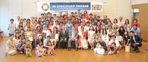 2018 JAL 스칼러십 프로그램 참가자