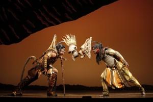예술의전당 오페라극장에서 한국교직원공제회 라이온 킹 뮤지컬 관람행사가 열린다